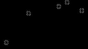 Tetrahydrocortisone - Image: Tetrahydrocortisone