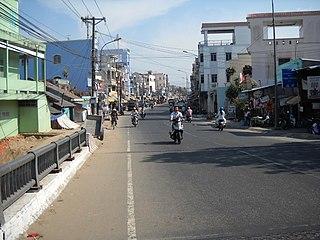 Châu Thành District, Kiên Giang Province District in Mekong Delta, Vietnam