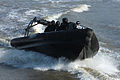 Thames River Police Boarding Teams in Olympics Security Exercise, London MOD 45153770.jpg