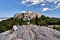 The Areopagus and the Acropolis on August 5, 2019.jpg