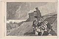 The Battle of Bunker Hill – Watching the Fight from Copp's Hill, in Boston – Drawn by Winslow Homer (Harper's Weekly, Vol. XIX) MET DP875348.jpg