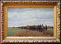 The Cuirassiers Before the Charge by Jean Louis Ernest Meissonier, 1805 (at Chateau Chantilly) (13041100733).jpg