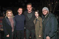 The Discovery premiere during day 2 of the 2017 Sundance Film Festival at Eccles Center Theatre on January 20, 2017 in Park City, Utah (32088061480).jpg