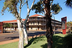 The Esplanade Hotel, Port Hedland, 2012 (1).JPG