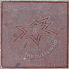 the guess who wikipedia Reese Trailer Wiring Diagram the band s star on canada s walk of fame signatures from top left clockwise garry peterson burton cummings bill wallace randy bachman and donnie
