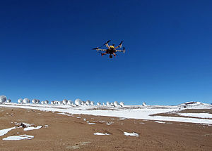 Multirotor - Image: The Hexacopter