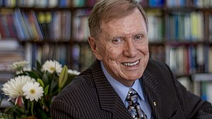 Michael Kirby (judge) - Image: The Hon Michael D. Kirby AC CMG