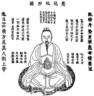 Neidan esoteric doctrines and physical, mental, and spiritual practices in Taoism