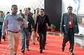 The Music Maestro, Shri A.R. Rahman on Red Carpet, at the closing ceremony of the 46th International Film Festival of India (IFFI-2015), in Panaji, Goa on November 30, 2015.jpg