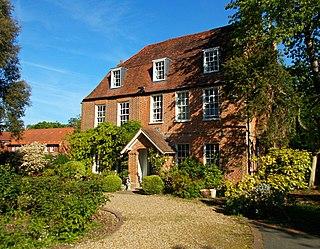 suburban village in the London Borough of Sutton, England