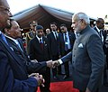 The Prime Minister, Shri Narendra Modi attends the National Day celebrations in Mauritius on March 12, 2015. The Prime Minister of Mauritius, Sir Anerood Jugnauth is also seen (1).jpg