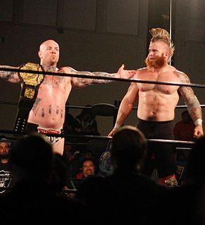Reno Scum Professional wrestling tag team