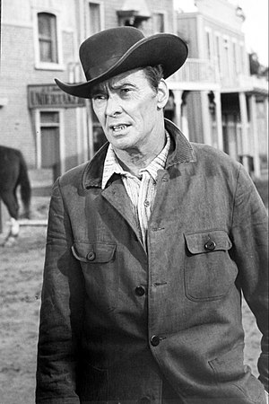 The Road West - Barry Sullivan as Ben Pride
