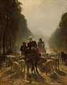 The Road to Market by Constant Troyon.jpg
