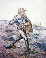 The Sower (after Millet) - My Dream.jpg