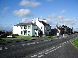 Crosby, Cumbria Human settlement in England