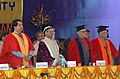 "The Vice President, Shri Bhairon Singh Shekhawat at the ""89th Annual Convocation of the Banaras Hindu University"" at Varanasi, Uttar Pradesh on April 9, 2007.jpg"