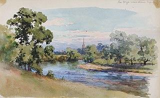 The Wye near Ross
