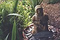 The patron saint of gardeners - geograph.org.uk - 544103.jpg