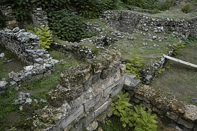 Remains of the Cadmea