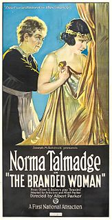 <i>The Branded Woman</i> 1920 film