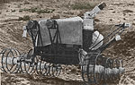 There are chassis tests. Tests of breadboard models of moon rovers on moondrome near Simferopol. 1969 and 1972. - panoramio.jpg