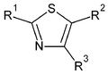 Thiazole general structure.png