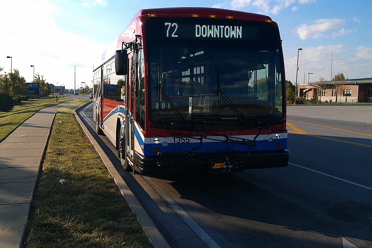 List Of Transit Authority Of River City Bus Routes Wikipedia