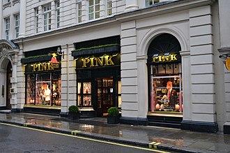 Thomas Pink - The Jermyn Street shop