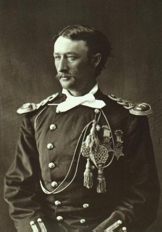 Thomas Custer - Captain Thomas W. Custer, two-time Medal of Honor recipient