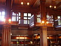 Thomas Crane Public Library, Quincy, Massachusetts (interior details).JPG