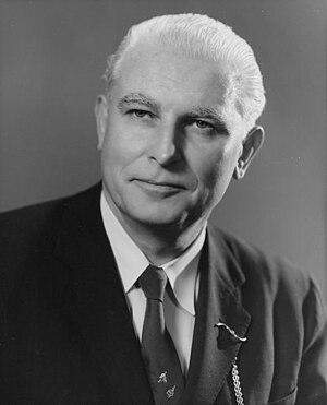 United States Senate election in Connecticut, 1970 - Image: Thomasjdodd