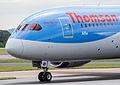 Thomson B787 Dreamliner G-TUIB (9175423883).jpg