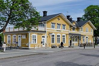 Tierp - Tierp Train Station