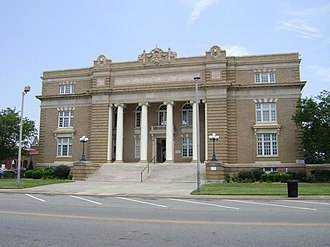 Tift County, Georgia - Image: Tift County Courthouse