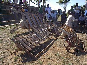 Xylophone - Timbila
