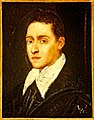 Tintoretto, attributed to - Portrait of a Young Man in Black, 1580-85, BL-K15.jpg