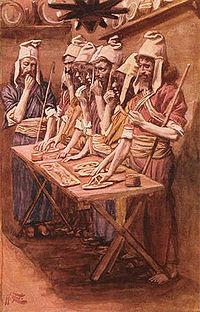 Tissot Passover
