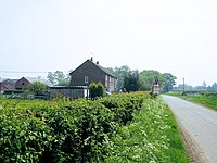 Tiverton - Ferney Lees Cottages - geograph.org.uk - 803263.jpg