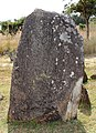 Tiya, parco delle stele, secondo gruppo, stele databili all'xi-xii secolo circa 07.jpg