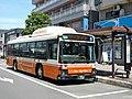 Tobu Bus West 2809 at Tsurugashima Station.jpg