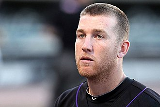Todd Frazier - Frazier with the Louisville Bats in 2010