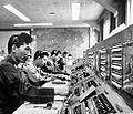 Tokyo Fire Department Control Center circa 1960.jpg