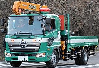 Hino Ranger Motor vehicle