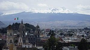 Toluca - Toluca in March 2013
