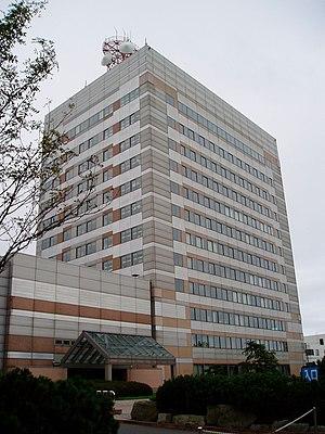 Tomakomai, Hokkaido - Tomakomai city hall