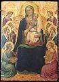Tommaso del Mazza-La Vierge et l'enfant entourés de huit anges.jpg