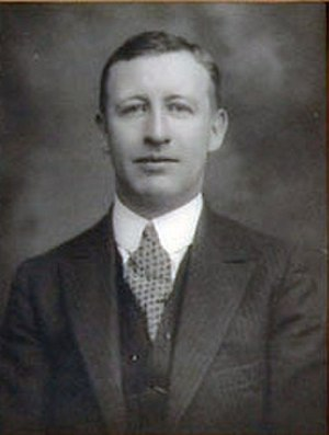 Tommy Gorman - Gorman in 1921