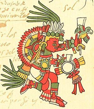 Dioses Huastecas/Mitologia Huasteca