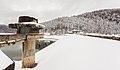 Torreón de la presa del lago Mavrovo, Macedonia, 2014-04-17, DD 10.JPG